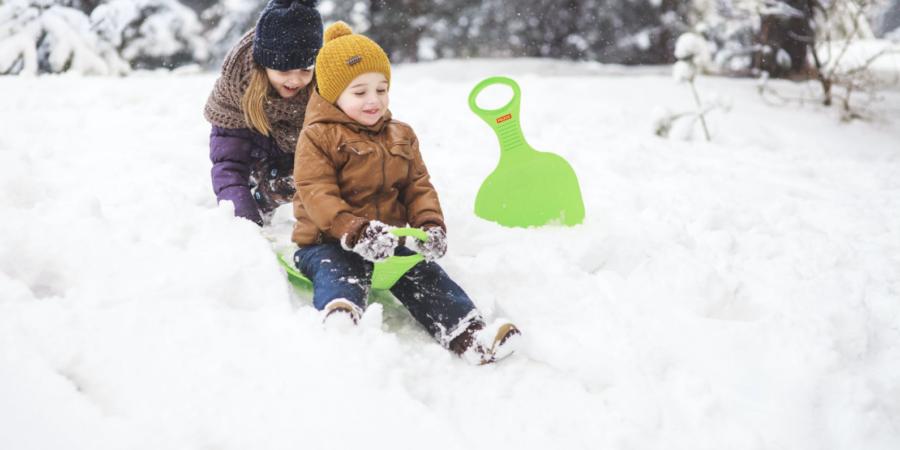 Vinteraktiviteter for børn